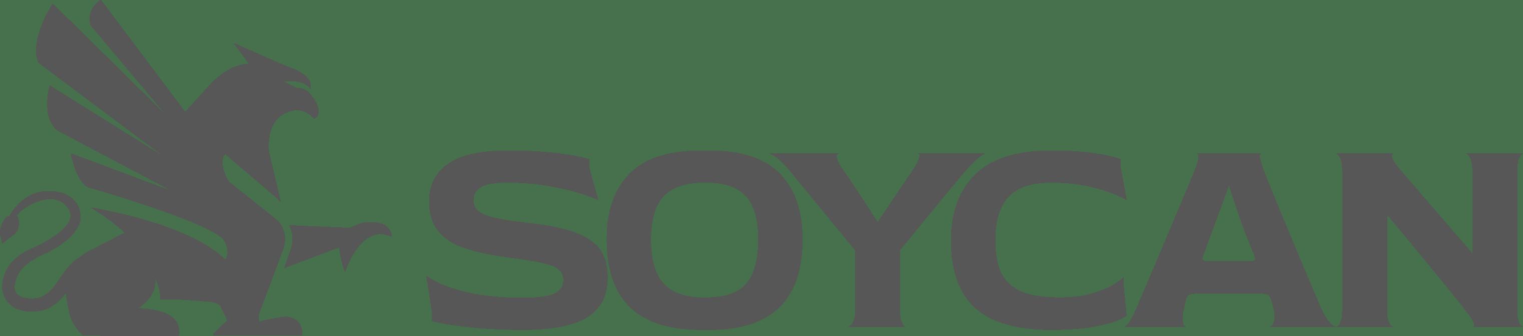Soycan Logo Yatay